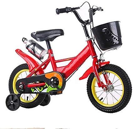 MYPNB Niños Bici Bici niños, Niño Niña 12/14/16/18 Pulgadas 2 ...