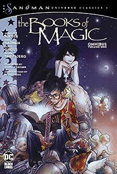 The Books of Magic Omnibus Vol 1  The Sandman Universe Classics   The Books of Magic Omnibus  The Sandman Universe Classics