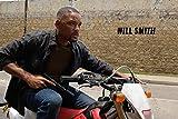 Tainsi Hip-Hop-Sängerin Will Smith Schauspieler-Motorrad,