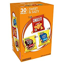 Keebler,Cookies and Crackers, Variety Pack,  31.2 Oz (30 Count)