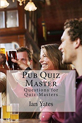 Pub Quiz Master - Books 1, 2 & 3 (English Edition)