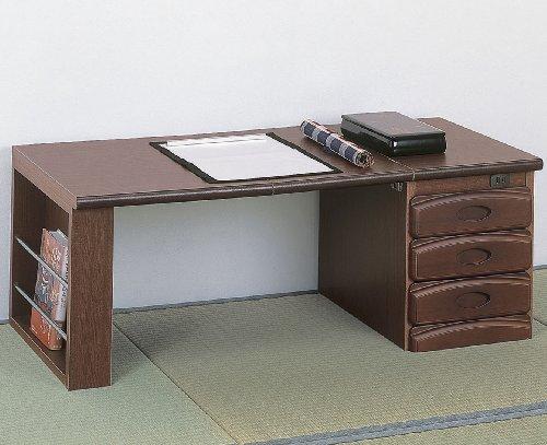クロシオ『NEW天然木ワンタッチ文机』