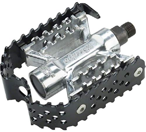 Odyssey Triple Trap Pedals Black