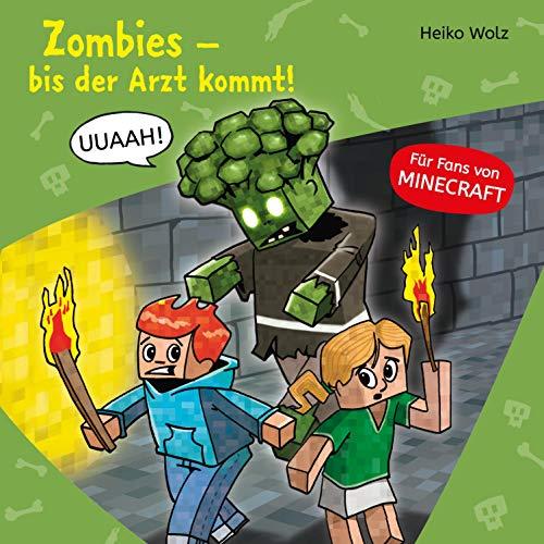 Zombies, bis der Arzt kommt! Titelbild