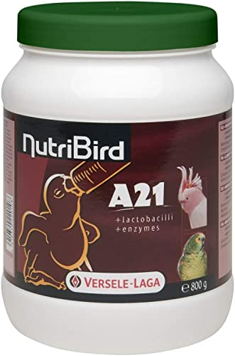 Versele Laga A21 Nutri Bird Food (800 G, Multicolor)