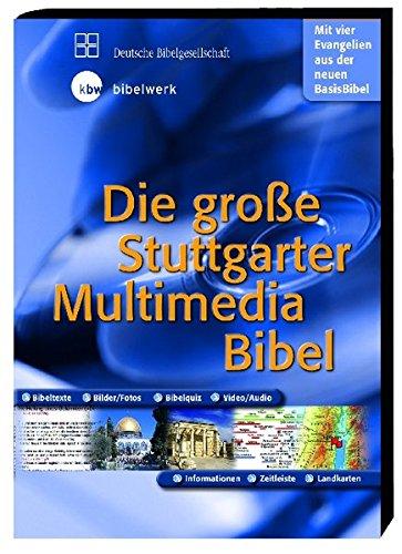 Die große Stuttgarter Multimedia Bibel [import allemand]