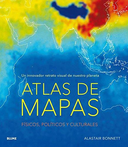 Atlas de mapas: Un innovador retrato visual de nuestro planeta