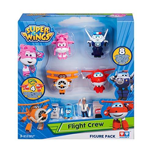 Super Wings -World Airport Flight Crew A   Serie 1