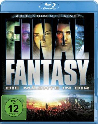 Final Fantasy - Die Mächte in Dir [Blu-ray]