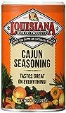Louisiana Fish Fry Ltd Louisiana fish fry productos condimento de cajun de 8 onzas 1 paquete