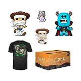 Funko Pixar Halloween Collectors Box with 2 Pop! Vinyl Figures, 51056