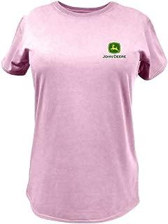 John Deere Womens Locally Grown Short Sleeve T-Shirt