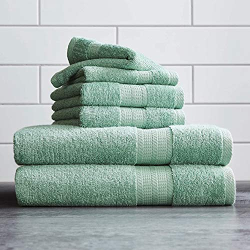 Better Homes & Gardens American Made Bath Towel 6 Piece Set
