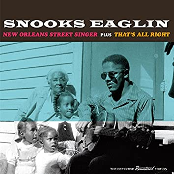 New Orleans Street Singer + That's All Right