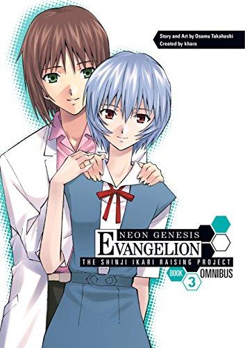 Neon Genesis Evangelion: The Shinji Ikari Raising Project Omnibus Volume 3