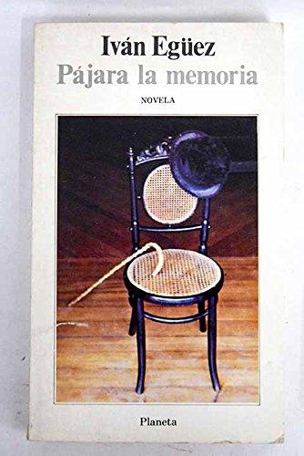 Pajara la Memoria (Coleccion Narrativa del Ecuador, No. 1). Segunda Edicion