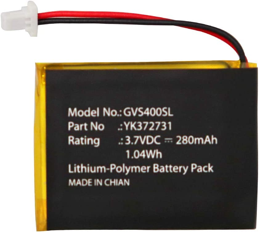 YK372731 Battery Replacement for Golf Regular discount Voice Buddy 2 VS4 Albuquerque Mall