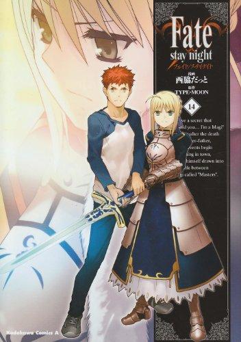Fate/stay night (14) (角川コミックス・エース 150-15)の詳細を見る