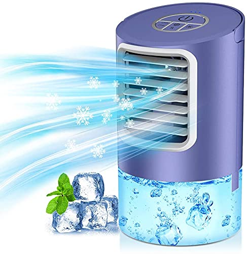 Portable Air Cooler Fan, 3 in 1-...