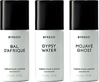 Byredo Triple Gagnant Boise 3 X 30 ml Hair Parfume (Bal D'Afrique+Gypsy Water+Mojave Ghost) Set