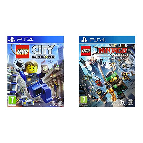 Warner Bros. Interactive Entertainment Lego City Undercover + Warner Bros Interactive Spain Lego Ninjago