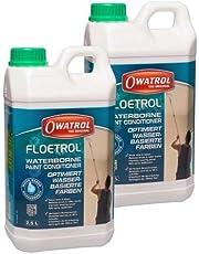 2 x Owatrol Floetrol 2,5 l