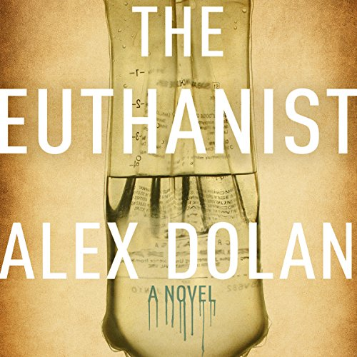 The Euthanist audiobook cover art