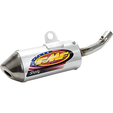 FMF Racing PowerCore 2 Shorty Silencer for RM125 01-02 20400