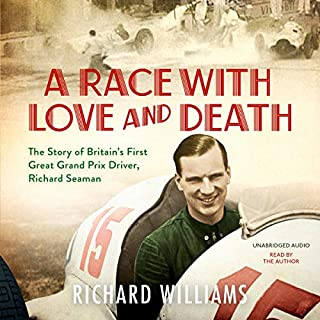A Race with Love and Death cover art