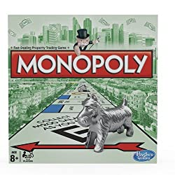 Monopoly is the fast-dealing property trading game that will have the whole family buying, selling, trading and having fun. Featuring a speed die for a faster, more intense game of Monopoly. Containing the Cat counter as voted for by the global publi...