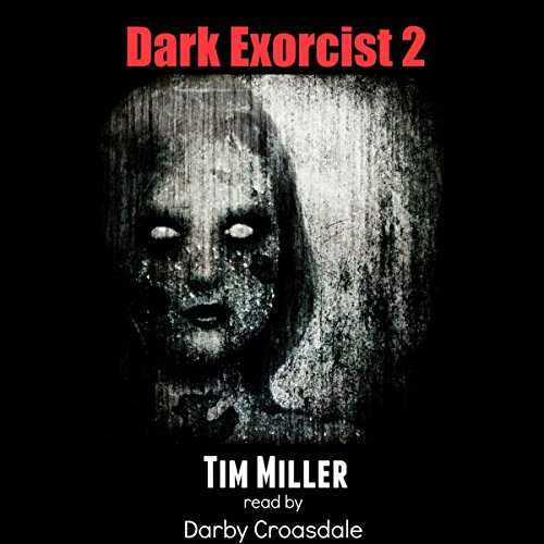 Dark Exorcist 2 audiobook cover art