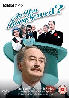 Are You Being Served? - The Complete Eighth Series