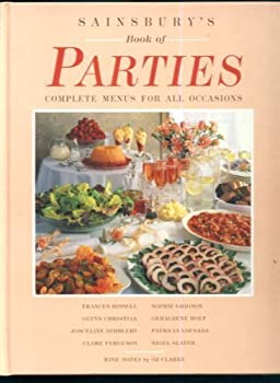 Book Of Parties (Sainsbury Cookbook Series) 1870604067 Book Cover