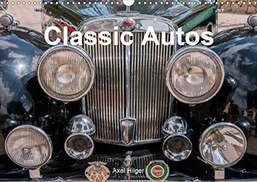 Classic Autos (Wandkalender 2020 DIN A3 quer)