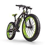 RICH BIT vélo électrique TOP-022 26 Pouces 1000W vélo de Montagne 48V 17AH Batterie Gros Ebike pour Homme