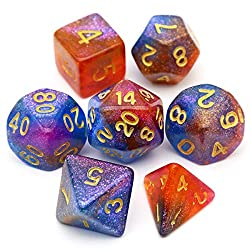 12 Dice RED Opaque 16mm Square Game Dices Lucky Dice Set of 12 FREE SHIPPING D12