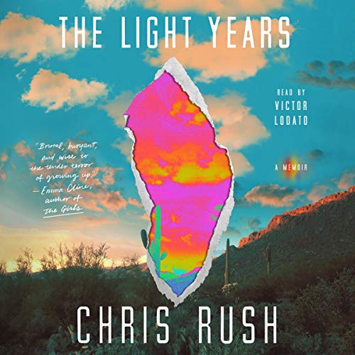 The Light Years audiobook cover art