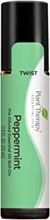 Sponsored Ad - Plant Therapy Peppermint Essential Oil 100% Pure, Pre-Diluted Roll-On, Natural Aromatherapy, Therapeutic Gr...
