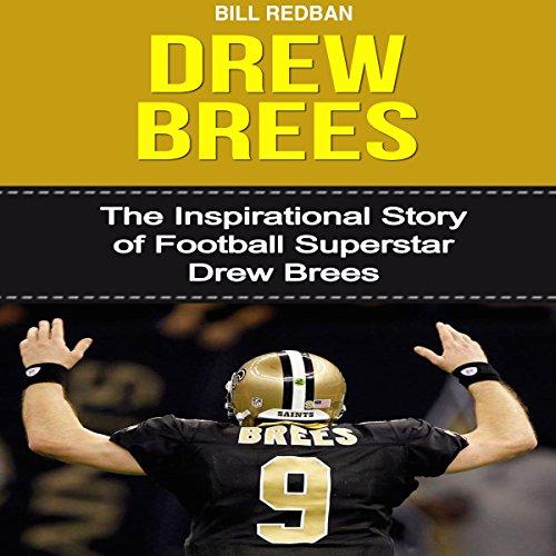 Drew Brees cover art