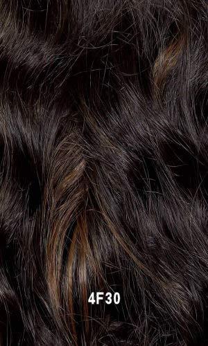 H. BOM (Motown Tress) - Human Hair Full Wig in 4F30