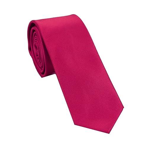 Pink Fuschia Ties: Amazon.com