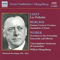Liszt:Les Preludes/Berlioz/Web