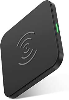CHOETECH Wireless Charger, 7.5W Qi Fast Wireless Charging Pad Compatible with iPhone Xs/Xs Max/Xr, iPhone X/8/8 Plus,10W for Samsung Galaxy S10/S10+/Note 9/S9/S9+/S8+/Note 8, 5W for Airpods 2 and More