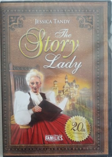 The Story Lady, Jessica Tandy, A Feature Films For Families Dvd