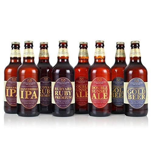 Virginia Hayward Beer Lovers Box Hamper