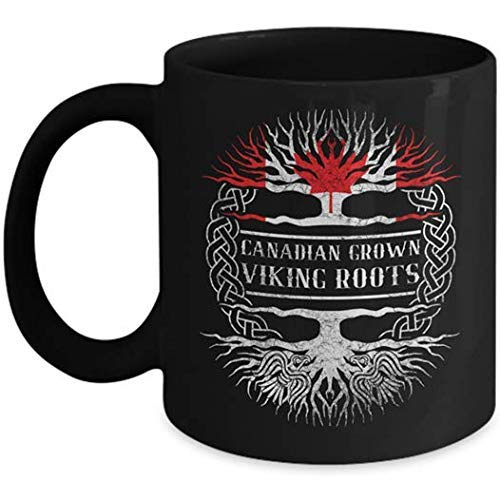 N\A Taza Negra Canadian Grown Viking Roots