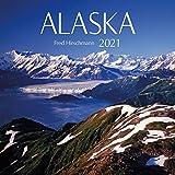 Alaska Wall Calendar 2021