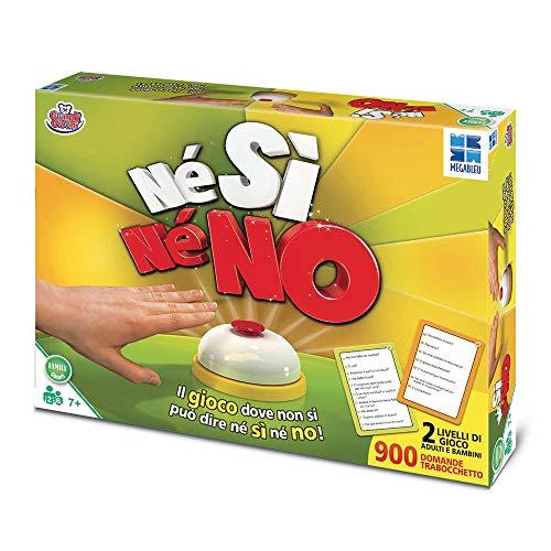 Grandi Giochi MB678552 - Né Sì Né No