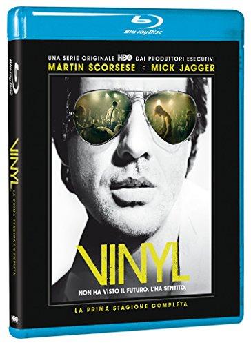 Vinyl - Stagione 1 (5 Blu-Ray + Disco Bonus) (Esclusiva Amazon) [Italia] [Blu-ray]