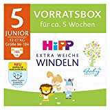 Hipp Babysanft Windeln Junior 5 Vorratsbox